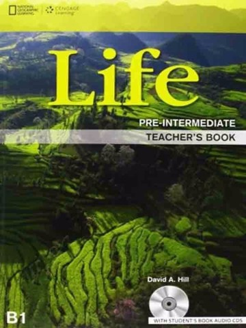 Life Pre-Intermediate: Teacher Book with Class Audio CD