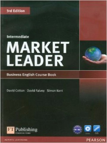 Market Leader ( 3 Ed.) Inter: Course Book with DVD-ROM