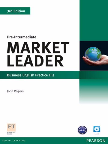 Market Leader ( 3 Ed.) Pre-Inter: Practice file with CD