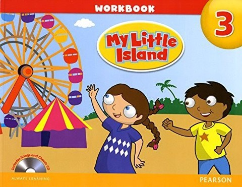 My Little Island (Ame) 3: Workbook with Audio CD