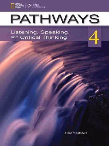 Pathways - Listening, Speaking 4B: Split with online Workbook