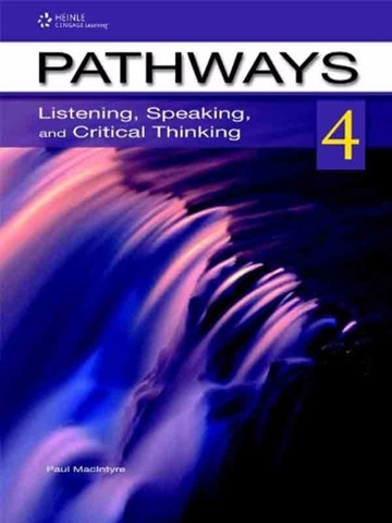 Pathways - Listening, Speaking 4: Class Audio CDs