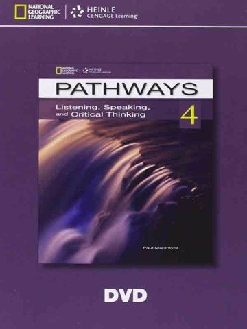Pathways - Listening, Speaking 4: DVD