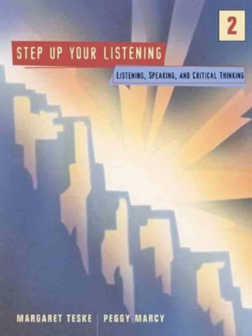 Step Up! Listening, Speaking 2: Student Book