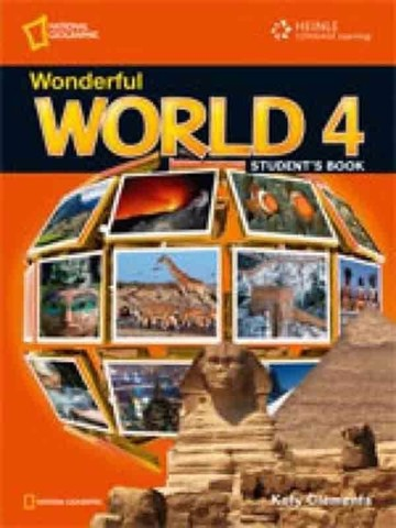 Wonderful World 4: Pupil Book