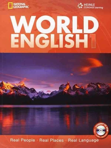 World English 1: Student Book with CD