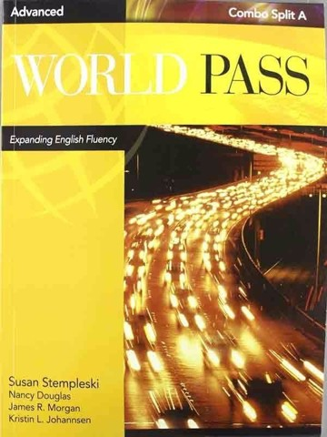 World Pass Advanced: Combo Split A ( Student book and Workbook)