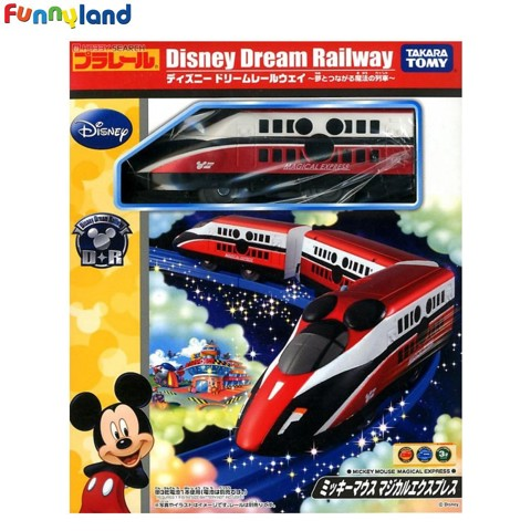 Disney Dream Railway Mickey Express