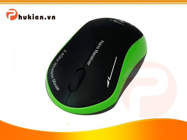 Wireless Mouse Zadez M359 Green