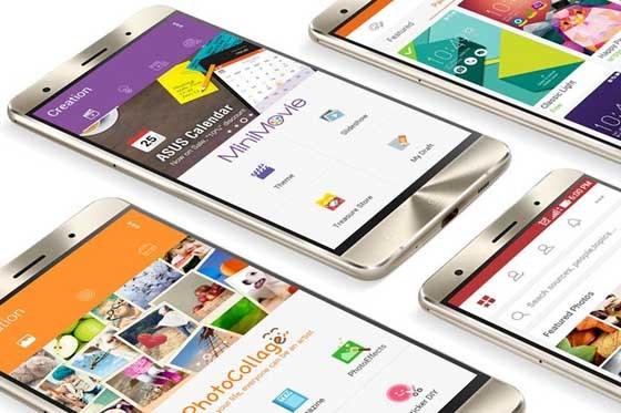 Asus ra mắt smartphone đầu tiên dùng chip Snapdragon 821