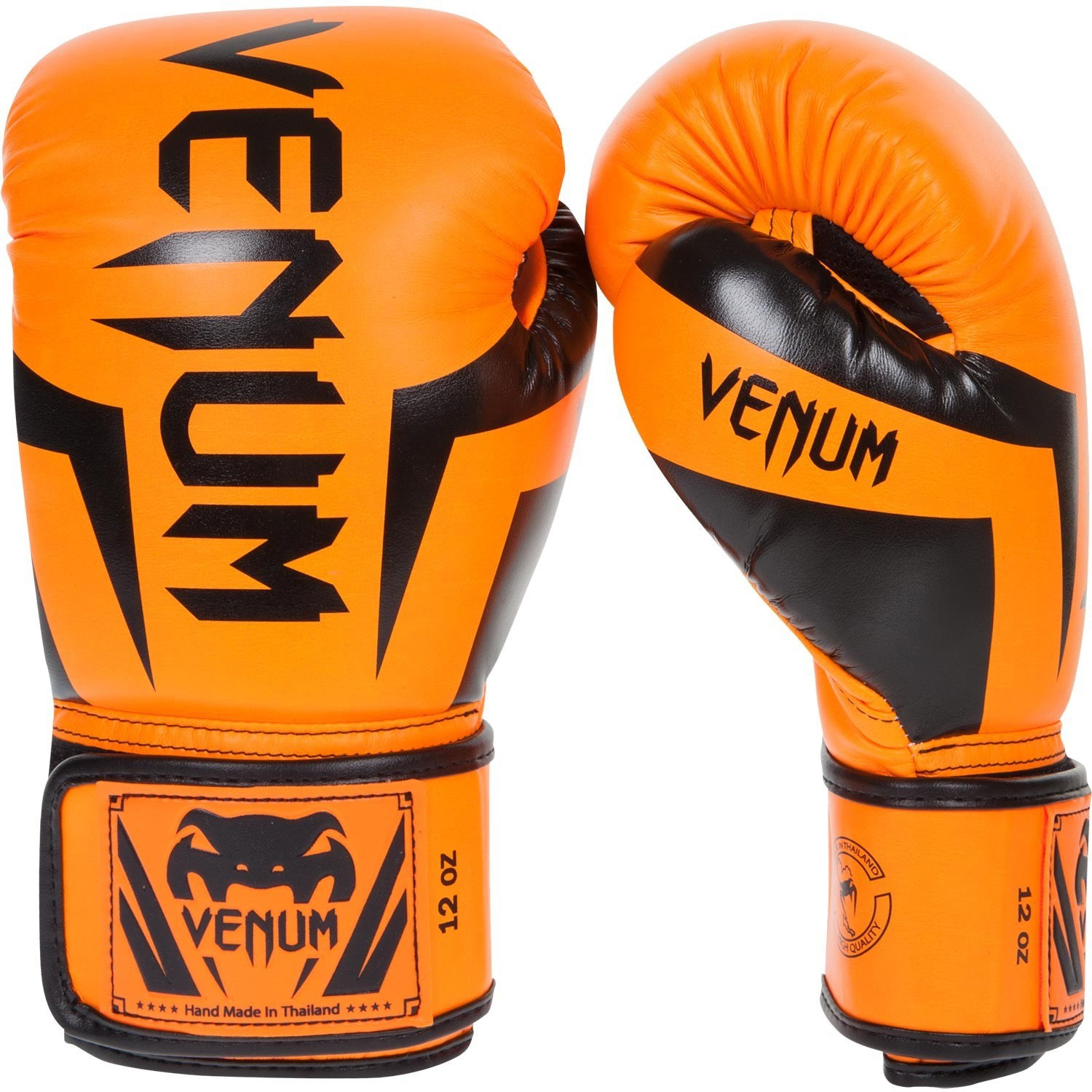 GĂNG TAY VENUM ELITE BOXING GLOVES - ORANGE