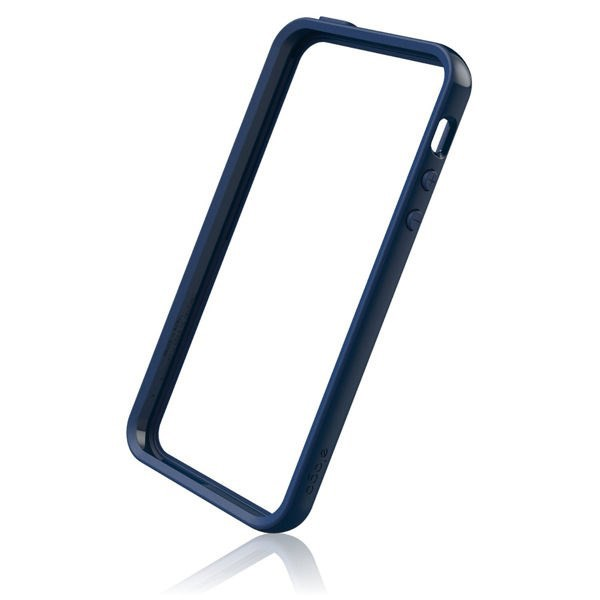 Vỏ iPhone 5/5S Elago Bumper (Blue)
