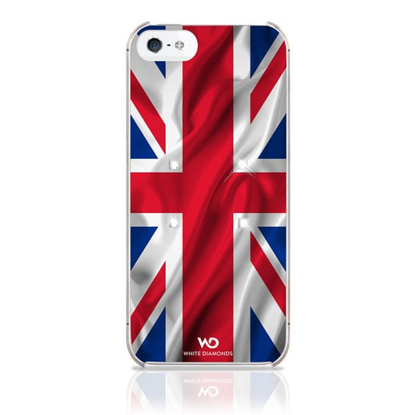 Vỏ iPhone 5 WD Flag (Anh)