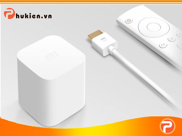 Xiaomi Android TV Mi Box Mini Full HD Chính Hãng