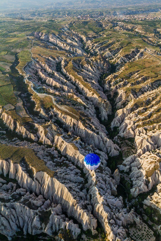Meskendir Valley, Turkey