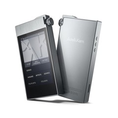 Astell&Kern AK100 II Brushed Aluminium Portable High Fidelity Sound System