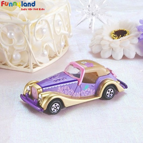Tomica Disney Cars Dream Star Rapunzel