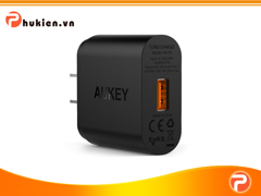 Sạc Aukey 1 cổng USB Quickcharge 3.0