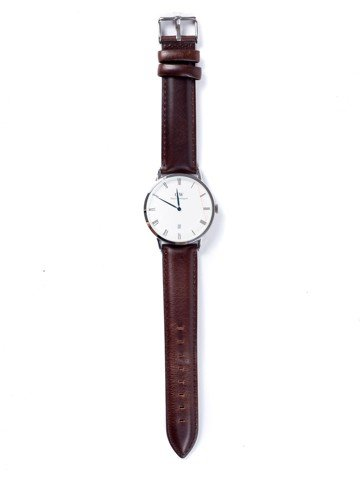 Daniel Wellington Dapper Bristol Unisex Leather Watch