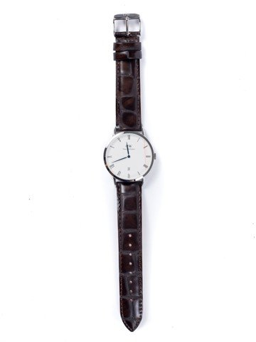 Daniel Wellington Dapper York Unisex Leather Watch