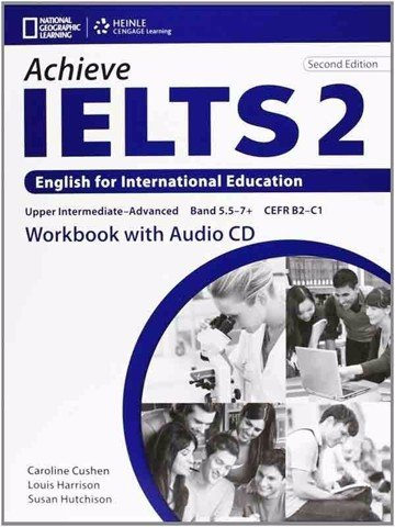 Achieve IELTS (2 Ed.) 2: Workbook with Audio CD