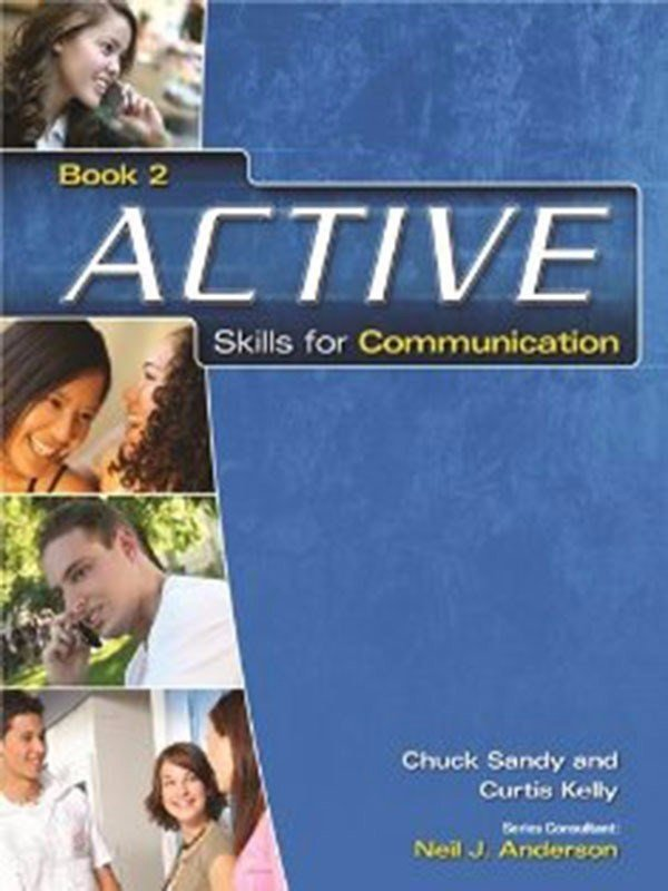 Active Skills For Communication 2: Student Book