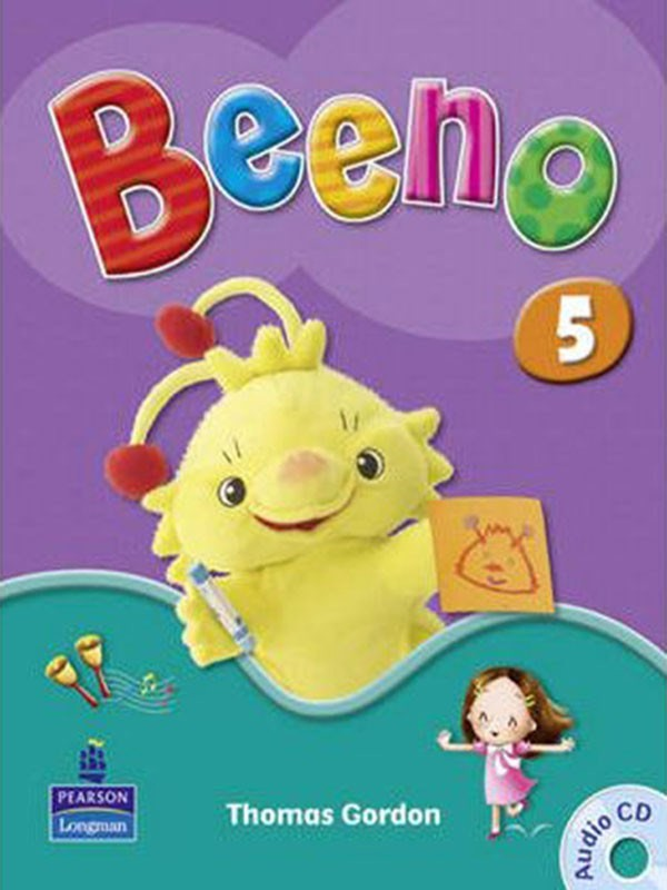 Beeno 5: Student Book with CD