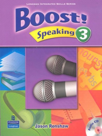Boost! Speaking 3: Student Book with CD