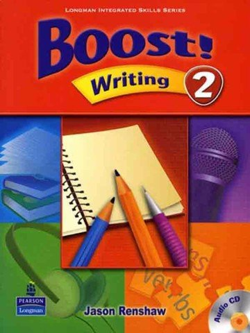 Boost! Writing 2: Student Book with CD