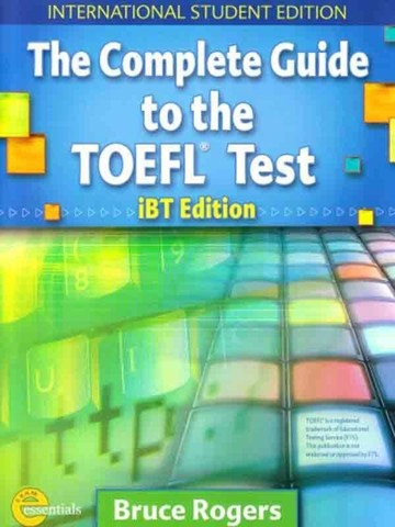 Complete Guide To The TOEFL Test Writing: Text and CD