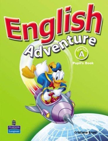 English Adventure Starter A: Student Book