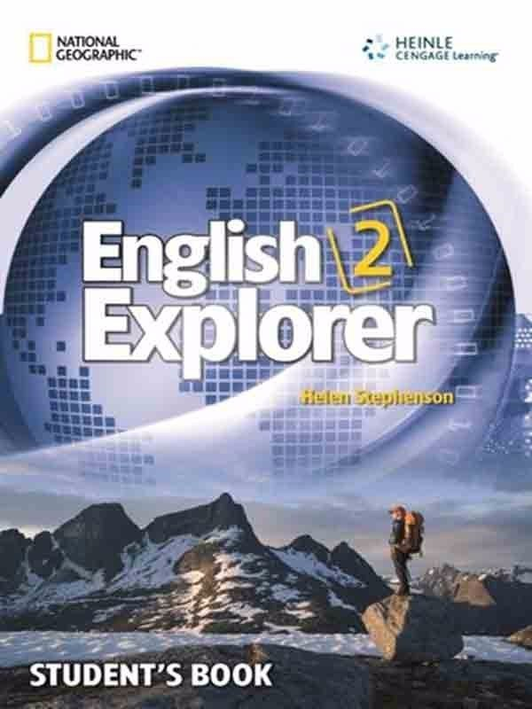 English Explorer 2: Workbook with Audio CDs