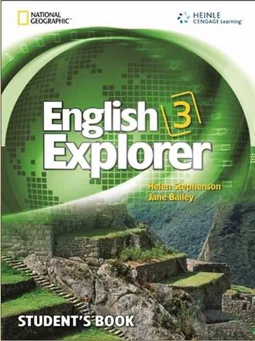 English Explorer 3: Workbook with Audio CDs