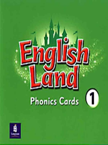 English Land 1: Phonics Cards