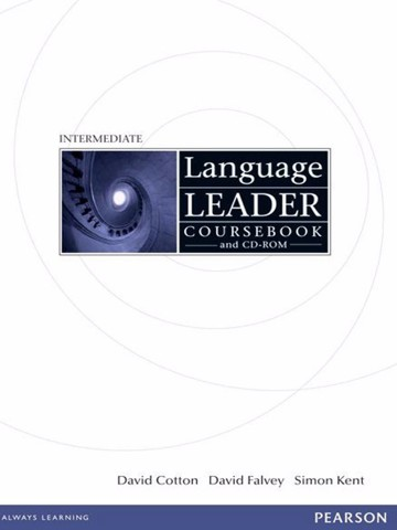Language Leader Inter: Coursebook with CD-Rom