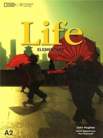 Life Elementary: Student book with DVD