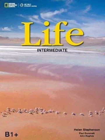 Life Intermediate: Student book with DVD