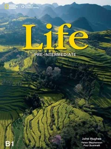 Life Pre-Intermediate: Student book with DVD