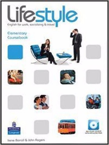 Lifestyle Ele: WorkBook with Audio CD