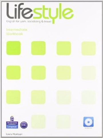 Lifestyle Inter: Workbook with Audio CD