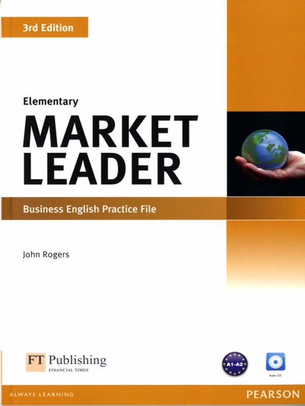 Market Leader ( 3 Ed.) Ele: Practice file with CD