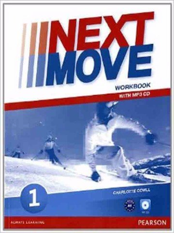 Next Move 1 : Work Book with Mp3
