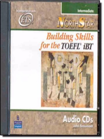 NorthStar Building Skills TOEFL iBT Inter: Class Audio CDs