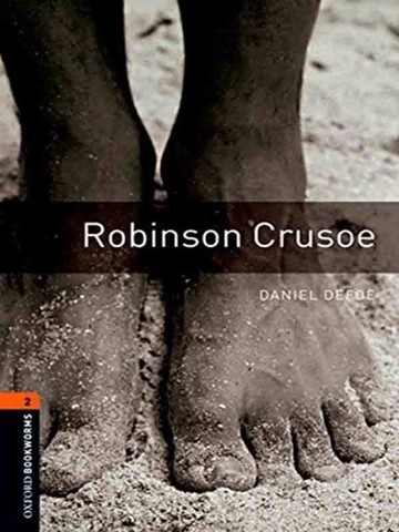 Oxford Bookworms Library 2: Robinson Crusoe