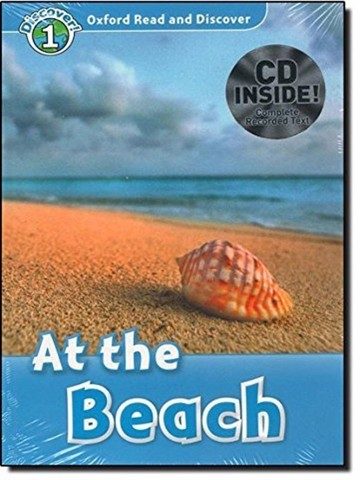 Oxford Read and Discover 1: At the Beach Audio CD Pack
