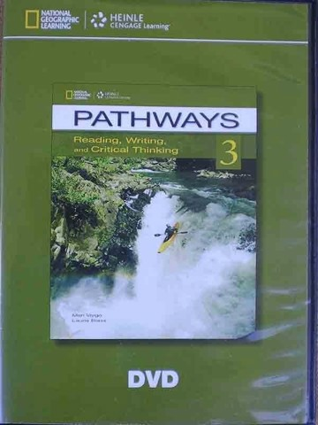 Pathways - Reading, Writing 3: Class DVD
