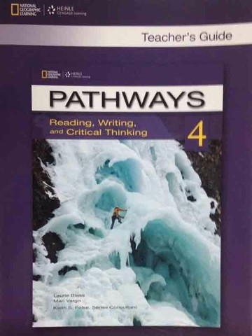 Pathways - Reading, Writing 4: Teacher Guide