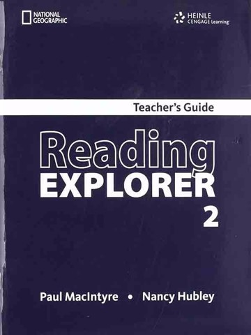 Reading Explorer 2: Teacher Guide