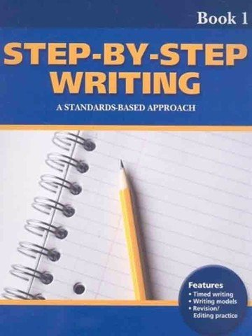 Step By Step Writing - Book 1
