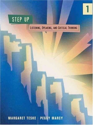 Step Up! Listening, Speaking 1: Student Book